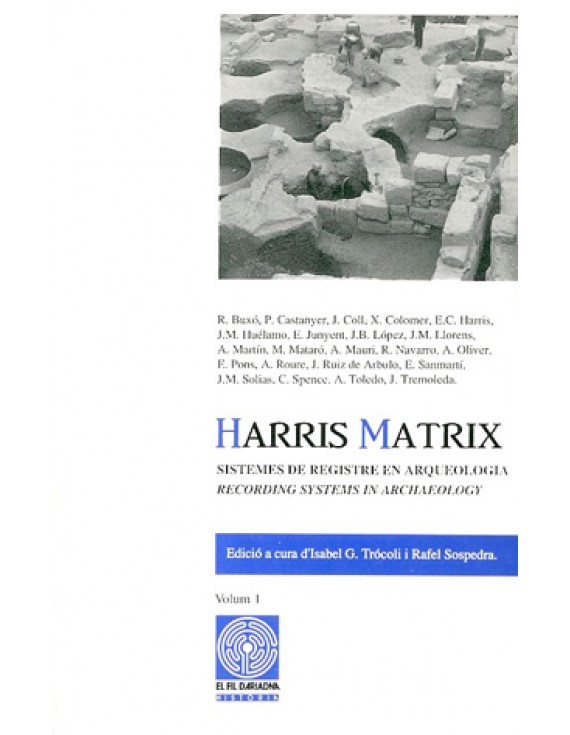 Harris Matrix. Volum I