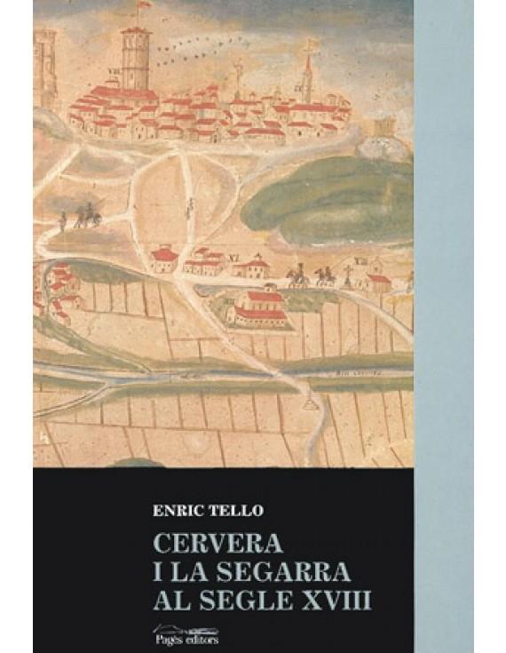 Cervera i la Segarra al segle XVIII