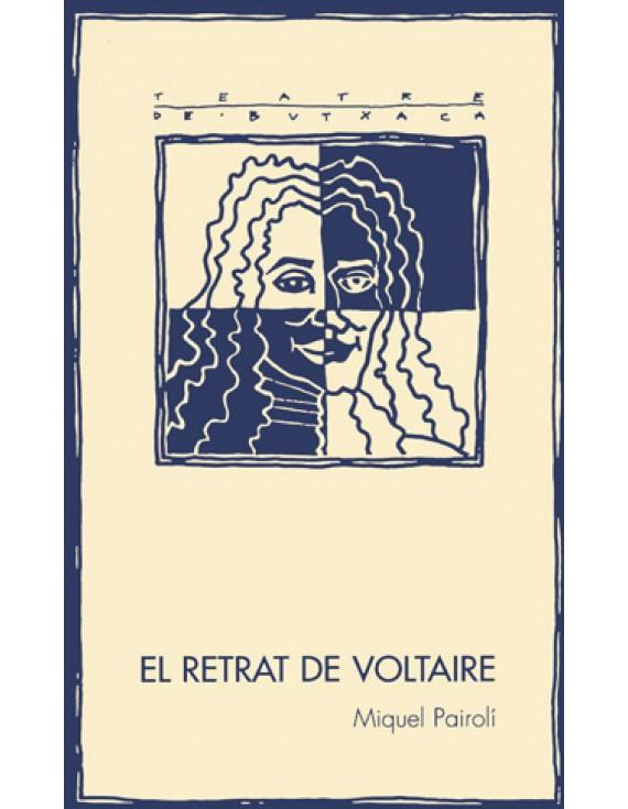 El retrat de Voltaire