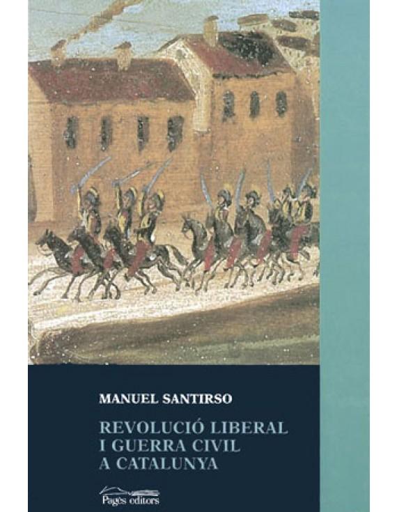Revolució liberal i guerra civil a Catalunya (1833-1840)