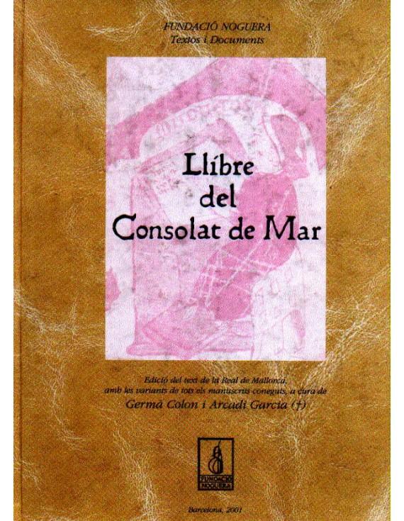Llibre del Consolat de Mar