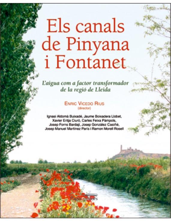 Els canals de Pinyana i Fontanet