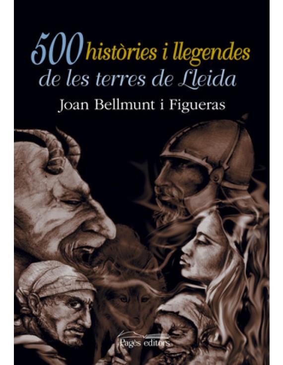500 històries i llegendes de Lleida