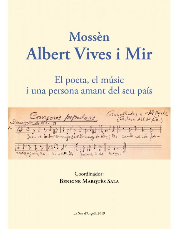 Mossèn Albert Vives i Mir