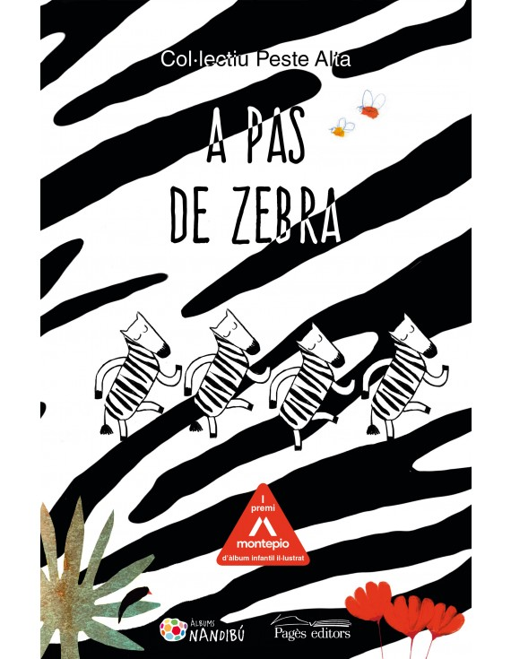 A pas de zebra