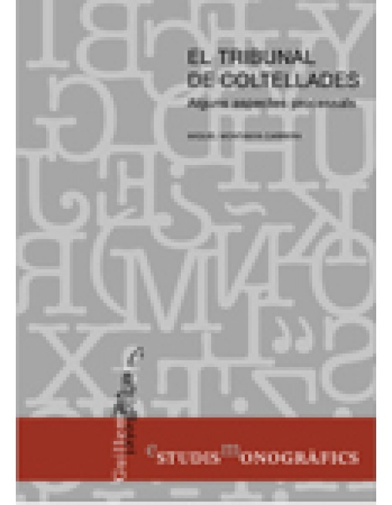 El tribunal de Coltellades