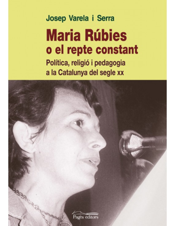 Maria Rúbies o el repte constant