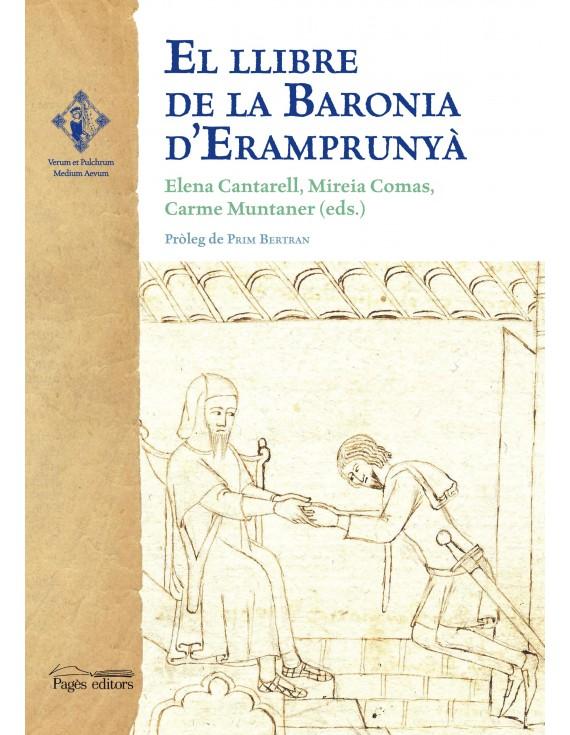 El llibre de la Baronia d'Eramprunyà
