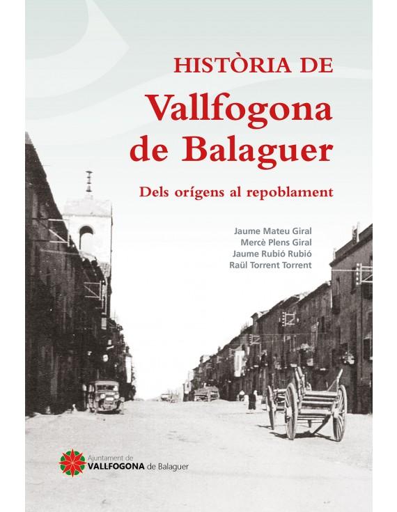 Història de Vallfogona de Balaguer
