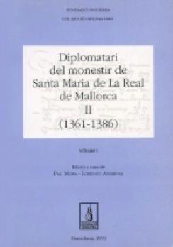 Diplomatari del monestir de Santa Maria la Real de Mallorca