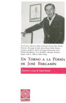 En torno a la poesía de José Bergamín