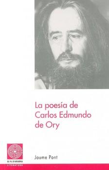 La poesía de Carlos Edmundo de Ory
