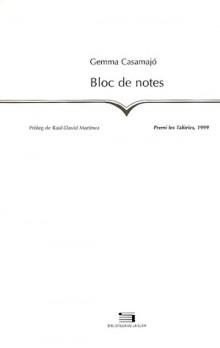 Bloc de notes
