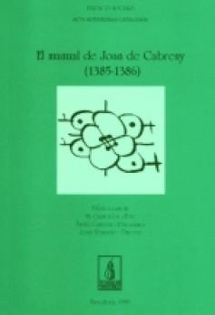 El manual de Joan de Cabreny (1385-1386)
