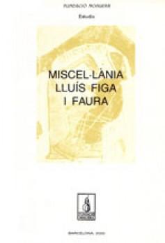 Miscel·lània. Lluís Figa i Faura