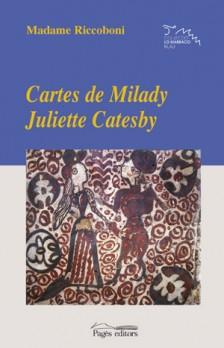 Cartes de Milady Juliette Catesby