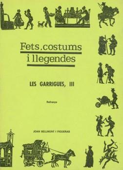 Les Garrigues, III (refranys)
