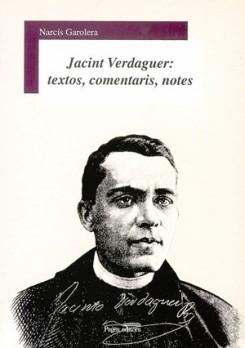 Jacint Verdaguer: textos, comentaris, notes