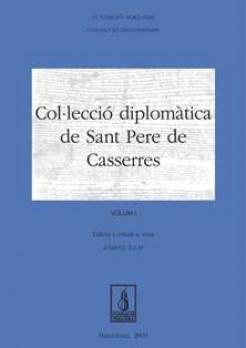 Col·lecció diplomàtica de Sant Pere de Casserres