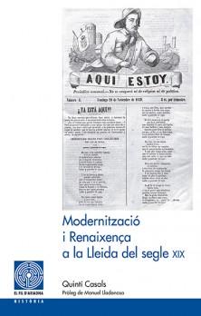 Modernització i renaixença a la Lleida del segle XIX