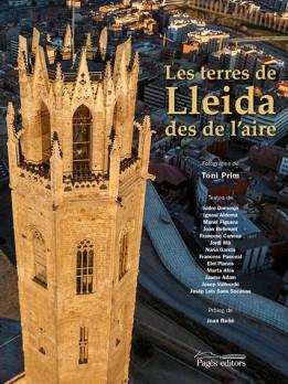Les terres de Lleida des de l'aire