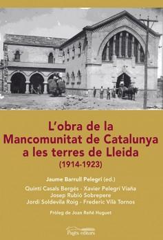 L'obra de la Mancomunitat de Catalunya a les terres de Lleida