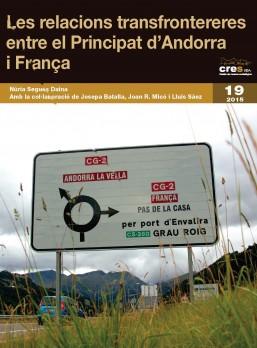 Les relacions transfrontereres entre el Principat  d'Andorra i França