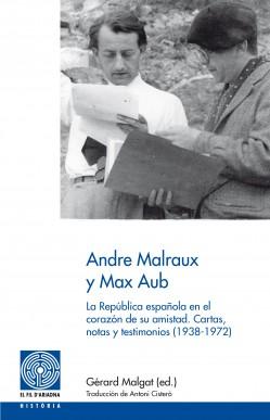 André Malraux y Max Aub