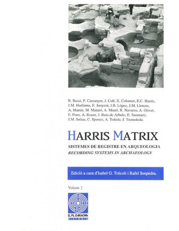 Harris Matrix. Volum II