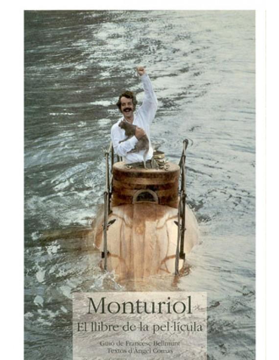 Narcís Monturiol (el llibre de la pel·lícula)