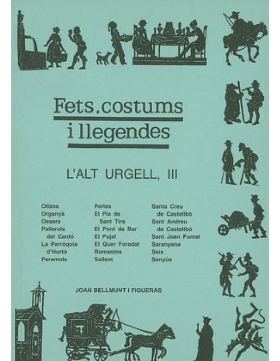 L'Alt Urgell III