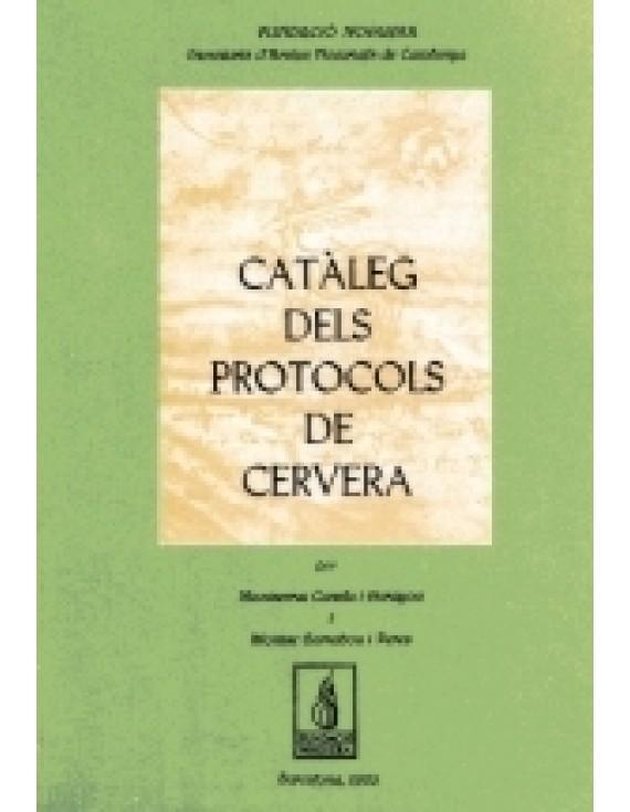 Catàleg dels protocols de Cervera