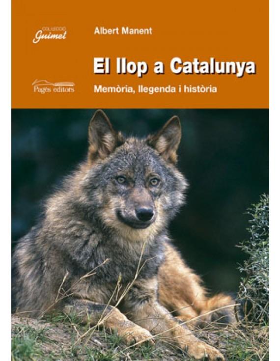El llop a Catalunya