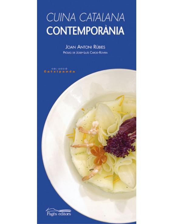 Cuina catalana contemporània
