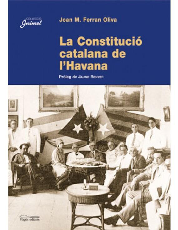 La Constitució catalana de l'Havana