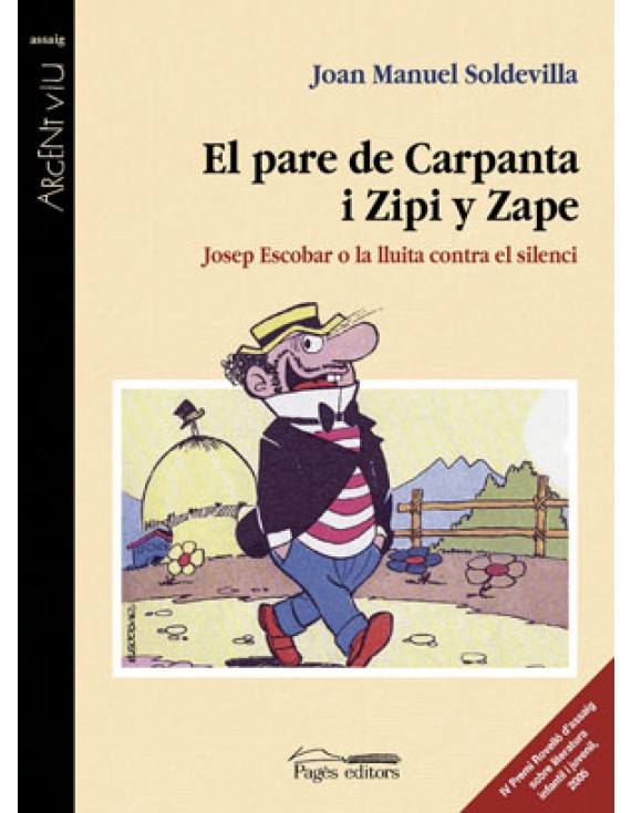 El pare de Carpanta i Zipi y Zape