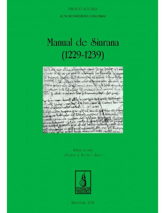 Manual de Siurana (1229-1239)