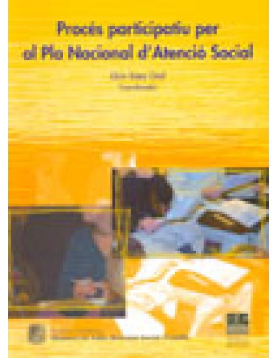 Procés participatiu per al Pla Nacional d'Atenció Social