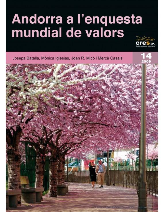 Andorra a l'enquesta mundial de valors