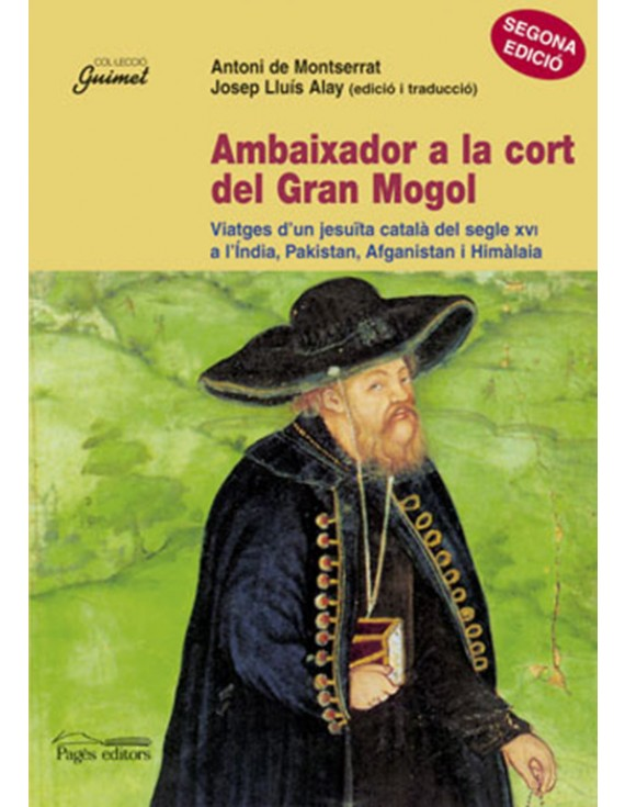 Ambaixador a la cort del Gran Mogol (e-book epub)