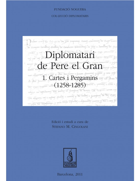 Diplomatari de Pere el Gran