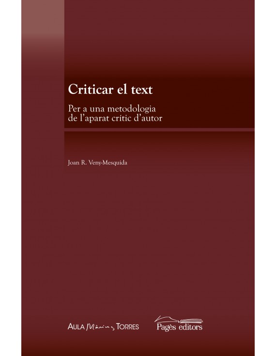 Criticar el text