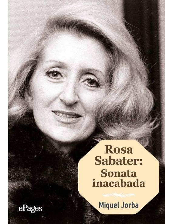 Rosa Sabater: Sonata inacabada (e-book pdf)