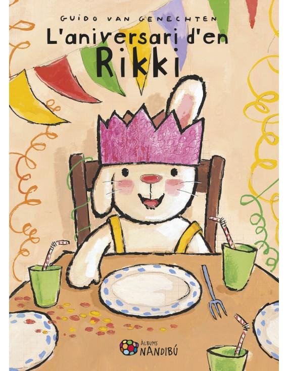 Guia didàctica L'aniversari d'en Rikki (pdf)
