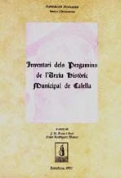 Inventari dels pergamins de l'Arxiu Històric Municipal de Calella