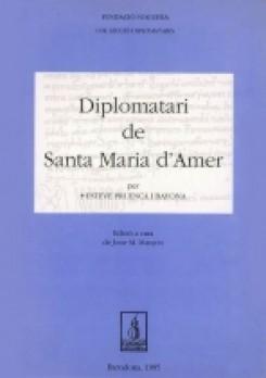 Diplomatari de Santa Maria d'Amer