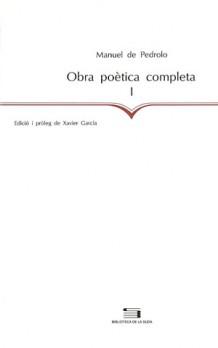 Obra poètica completa, I