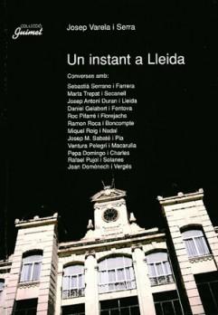 Un instant a Lleida