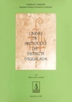 L'arxiu de protocols del districte d'Igualada
