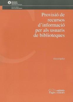 Provisió de recursos d'informació per als usuaris de biblioteques